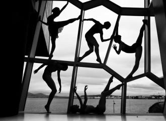 30张照片证明「芭蕾舞者绝对不是一般地球人」的超爆炸写实生活照!