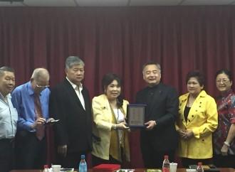 亚洲合作对话Asia Cooperation Dialogue 秘书长——黄殿文访马
