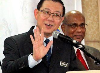 林冠英:终止金务大地底合约 MRT2地面工程成本减至174亿