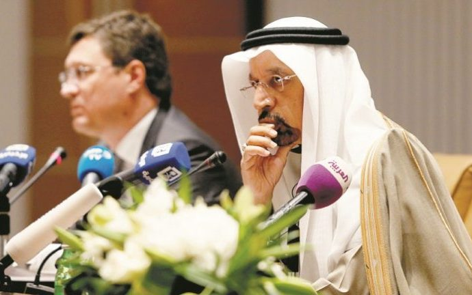 沙地俄罗斯 计划提高石油产量
